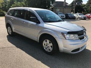 2012 Dodge Journey ONE OWNER/NO ACCIDENT/CERTIFIED/WARRANTY INCL