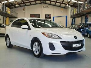 2012 Mazda 3 BL 11 Upgrade Neo 6 Speed Manual Sedan Seven Hills Blacktown Area Preview