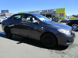 2010 Toyota Corolla ZRE152R MY10 Ascent Grey 4 Speed Automatic Sedan Kedron Brisbane North East Preview