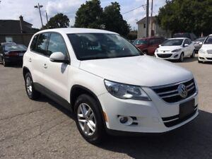 2009 Volkswagen Tiguan ONE OWNER - SAFETY/WARRANTY INCLUDED