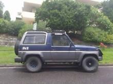 1989 Daihatsu Rocky Bondi Eastern Suburbs Preview