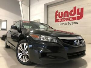 2012 Honda Accord Cpe EX w/heated front seats DEALER SERVICED