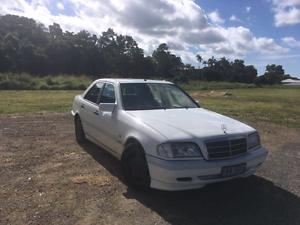 1997 Mercedes c200 Sedan Cairns Cairns City Preview