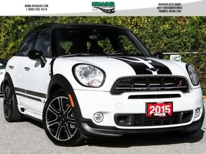 2015 MINI Cooper Countryman Cooper S   JCW PACKAGE