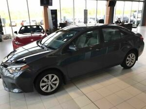 2014 Toyota Corolla LE! LOW MILEAGE! FUEL EFFICIENT!