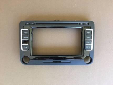 Volkswagen RNS 510 Front Panel