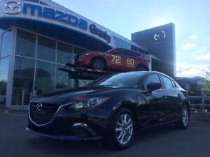 2015 Mazda Mazda3 GS*AUTO*AC*BLUETOOTH*CRUISE*CAM*GR ELEC*AUX*US