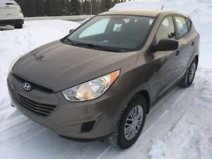 2011 Hyundai Tucson L FWD PNEUS D`HIVER Winter tires included