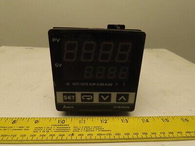 LOVE CONTROLS 4C-5 TEMPERATURE CONTROLS INPUT 100-240V 50//60Hz 5VA