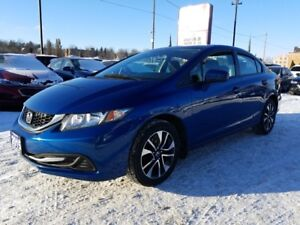 2015 Honda Civic EX CLEAN CAR PROOF !!  ONTARIO VEHICLE !!  O...