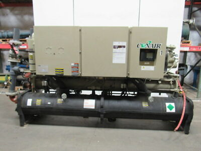 Trane Rtwd 080f... Helical Rotary Liquid Chiller 460 Volts R-134a 80 Nom. Tons