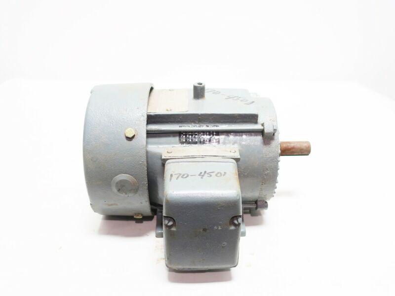 General Electric Ge 5K143BK316 143t 3ph 3/4hp 1140rpm 230/460v-ac Ac Motor