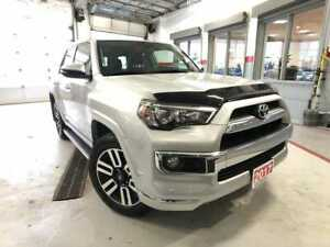 2017 Toyota 4Runner LTD|5-PASS|ROOF|NAVI|ROOF|JBL|R-CAM|LOW-K|LI