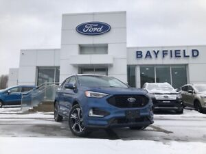 2019 Ford Edge ST REMOTE START|SUNROOF|REVERSE CAMERA|NAVIGATION