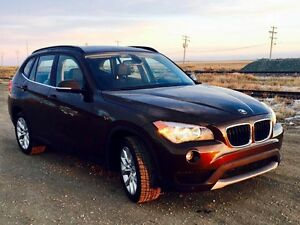 BMW X1 low kms good on gas great price