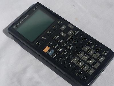 Texas Instruments ADVANCED GRAPHING Scientific CALCULATOR TI-85 TI 85