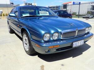 2002 Jaguar XJ8 3.2 Heritage Aqua Blue Metallic 5 Speed Automatic Saloon Wangara Wanneroo Area Preview