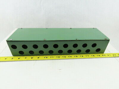 15-34 X 4-34 X 3 18 Port Junction Electrical Hydraulic Valve Box