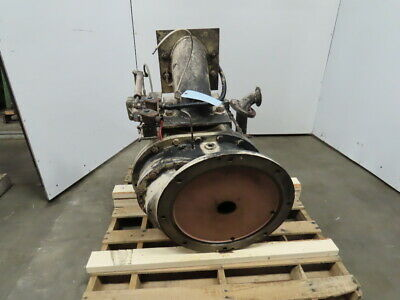 Ingersoll Rand Ssr Ep125 125hp Rotary Screw Air End Compressor Head 571cfm135psi