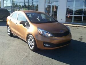 2013 Kia Rio LX+ LOW KMS SEDAN, HEATED SEATS AUTO