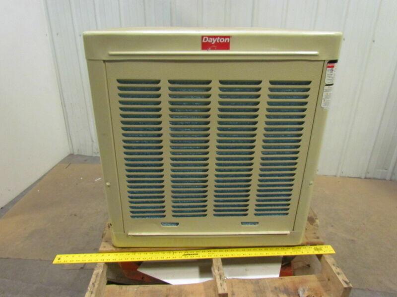 Dayton 4RNP1 Ducted Evaporative Cooler 1/2Hp 4800CFM 8.5A 120V 2-Speed