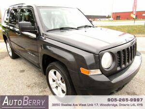 2011 Jeep Patriot North Edition 4WD ***CERTIFIED*** $7,999