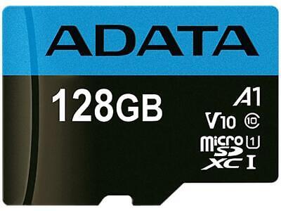 128gb premier microsdxc uhs i class 10