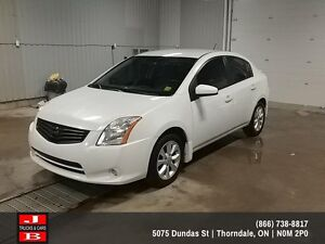 2011 Nissan Sentra 2.0 S Auto with Air!