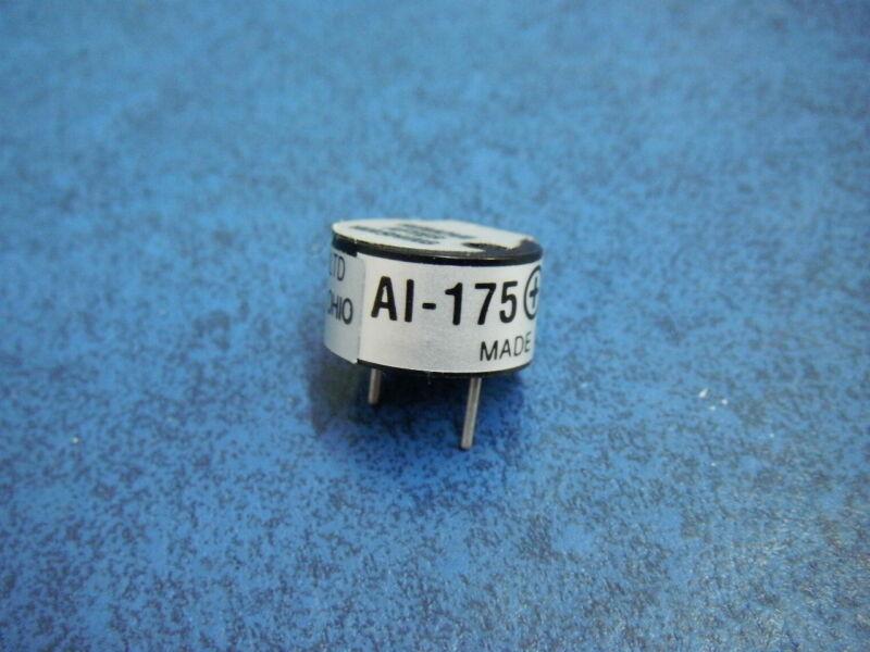 PUI Audio AI-175 Beeper Alarm 3 - 16VDC Piezo Buzzer 2P Diameter 14MM