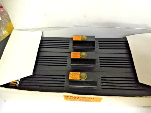 BOX OF 3 BUSSMAN SAMI-81 600V FUSE COVERS NEW QUANTITY!!