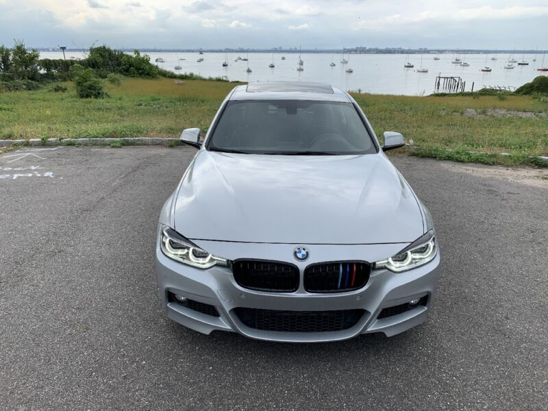 Image 2 Voiture Européenne d'occasion BMW 3-Series 2016