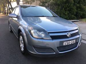 2005 HOLDEN ASTRA AH MY05 HATCHBACK 5DR AUTO 5MONTHS REGO Liverpool Liverpool Area Preview