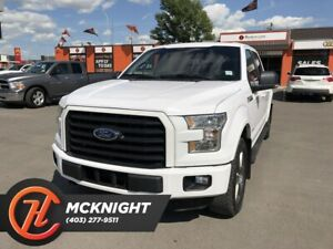 2016 Ford F-150 XLT / Leather / Sunroof / Back up cam