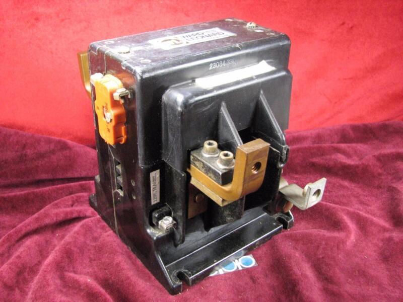 Ward Leonard - 265 Amp Contactor - Reliance 78094-31R 265a 120v Aux -RDP9-11100