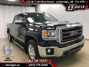 2015 GMC Sierra 1500 SLT 4WD, HEATED SEATS, REAR CAMERA