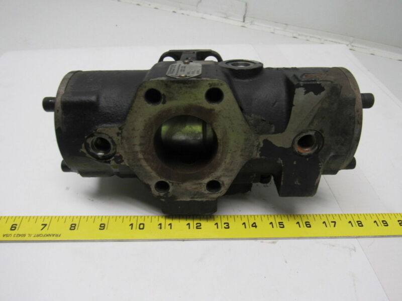 "Parker 3169414001 Commercial Dry Valve=(075) 2.0S.F Hydraulic Gear Pump 2"" Inlet"