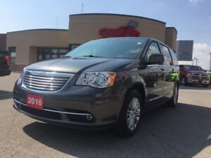 2016 Chrysler Town & Country TOURING 2 DVD PWR ROOF NAVI PWR DOO