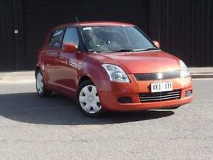 2006 Suzuki Swift Automatic Hatchback Mile End South West Torrens Area Preview