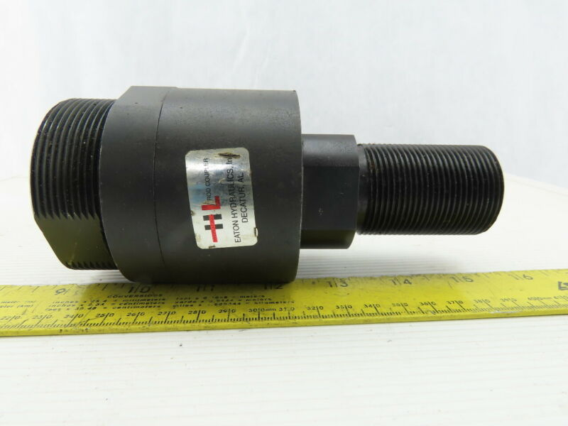 Eaton Hydro-Line 1-1/2-12 Thread Self Aligning Rod End Coupler