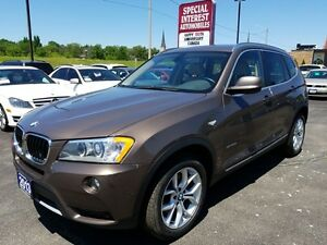 2013 BMW X3 xDrive28i xDrive28i ACCIDENT FREE  4 NEW PIRELLI...