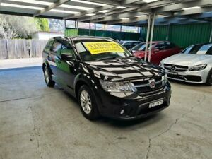 2014 Fiat Freemont JF Base Black 6 Speed Automatic Wagon Croydon Burwood Area Preview