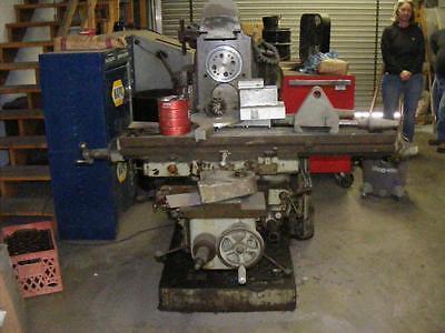 Cincinnati 2u Horizontal Milling Machine B4605-2