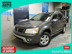 2007 Pontiac Torrent V6 FWD TOIT OUVRANT MAGS