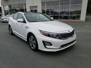 2014 Kia Optima Hybrid Kia Certified. Incl Ext war. Sunroof.