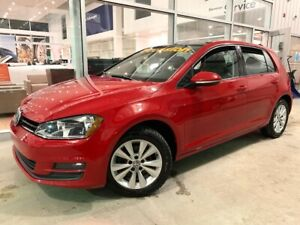 2015 Volkswagen Golf COMFORTLINE SUNROOF