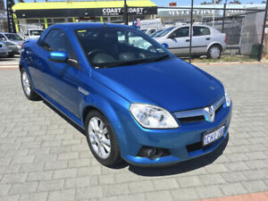 2006 Holden Tigra ONLY 58174Km FREE 15 MONTH WARRANTY  Wangara Wanneroo Area Preview