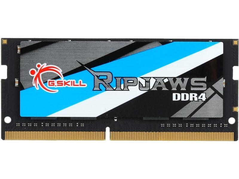 G.SKILL Ripjaws Series 16GB 260-Pin DDR4 SO-DIMM DDR4 2666 (PC4 21300) Laptop Me