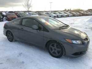 2012 Honda Civic Coupe - 6 SPEED 2.4 i-VTEC, NAVIGATOR, SUNROOF