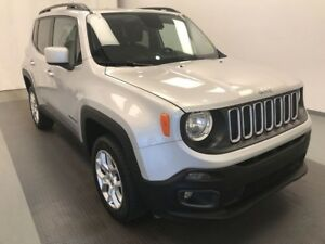2015 Jeep Renegade North HEATED & COOLED CLOTH SEATS, 4X4, PU...