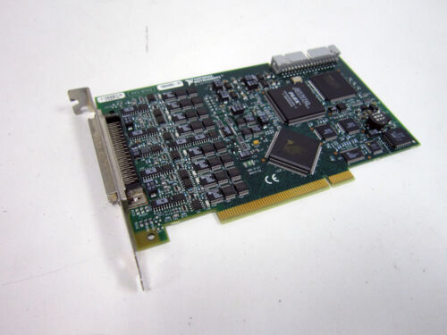 NATIONAL INSTRUMENTS PCI-6713 HIGH SPEED ANALOG MODULE NI 185030D-01